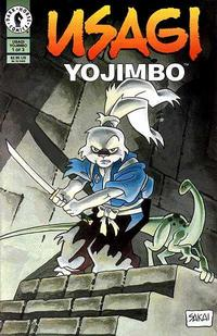 Key Issue cover 4 for USAGI YOJIMBO