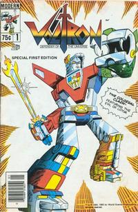 Key Issue cover 1 for VOLTRON