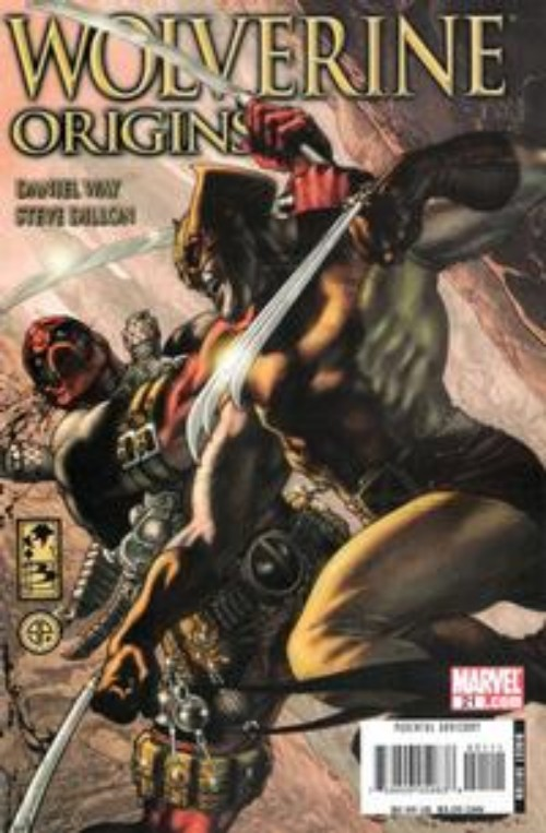 Key Storyline cover 3 for DEADPOOL