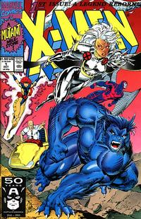 Key Storyline cover 2 for X-MEN