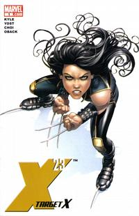 Key Storyline cover 2 for X-23 (LAURA KINNEY)