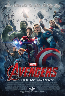 Media source material cover for AVENGERS