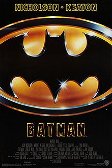 Media source material cover for BATMAN