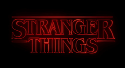 Media source material cover for STRANGER THINGS