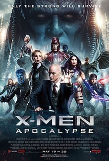 Media source material cover for X-MEN