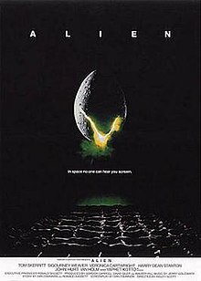 Media source material cover for ALIEN FRANCHISE