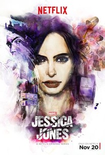 Media source material cover for JESSICA JONES