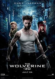 Media source material cover for WOLVERINE (JAMES 'LOGAN' HOWLETT)